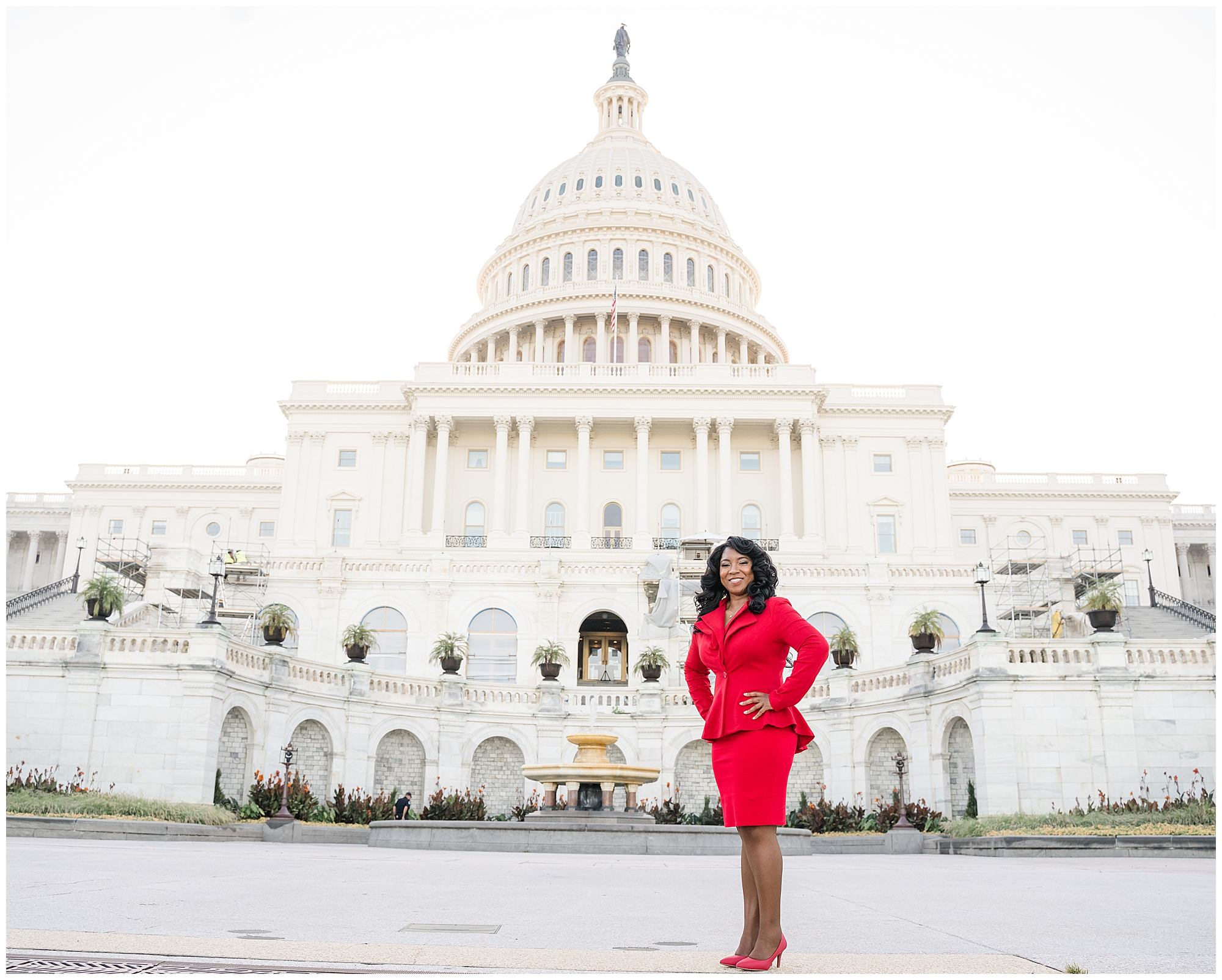 Capitol photoshoot
