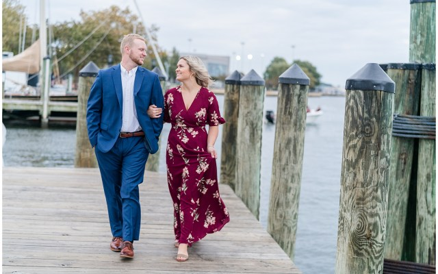 Maryland engagement