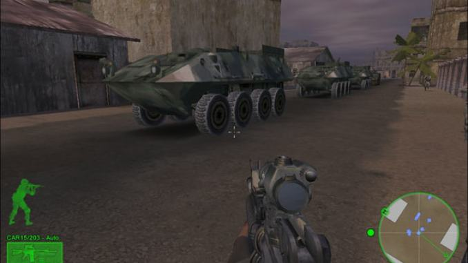 Delta Force: Black Hawk Down Platinum Pack screenshot 2