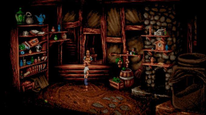 Lure of the Temptress screenshot 1