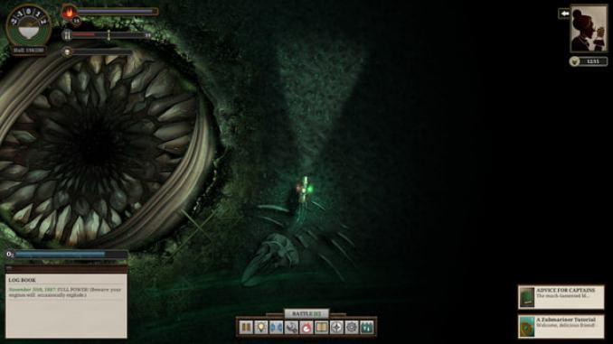 Sunless Sea: Zubmariner screenshot 3