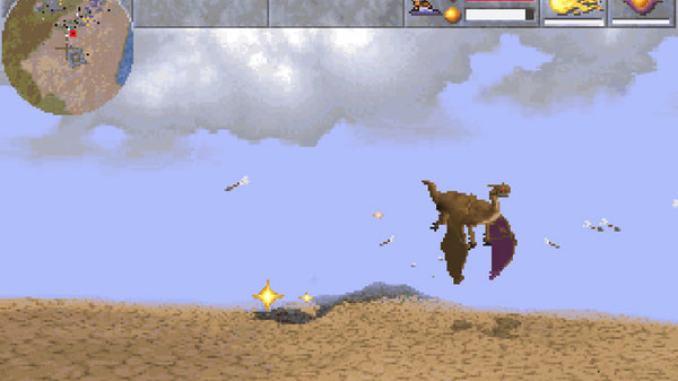 Magic Carpet 2: The Netherworld screenshot 2