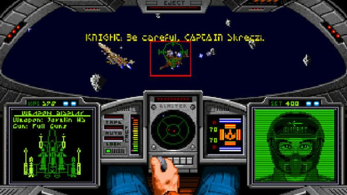 Wing Commander 1+2 screenshot 2