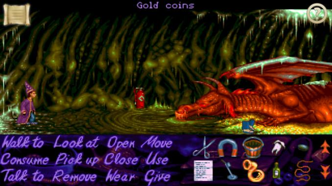 Simon the Sorcerer: 25th Anniversary Edition screenshot 3