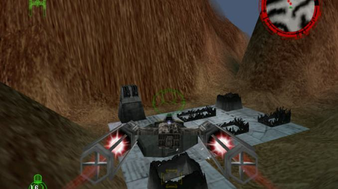 STAR WARS: Rogue Squadron 3D screenshot 3