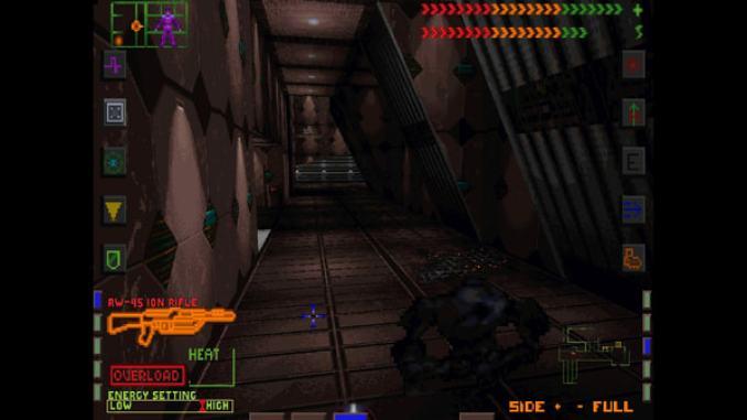 System Shock: Enhanced Edition screenshot 3