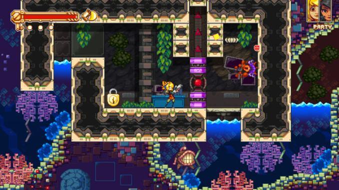 Iconoclasts screenshot 1