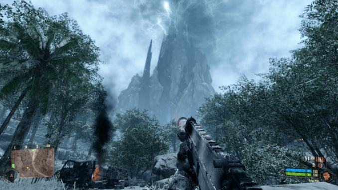 Crysis Warhead screenshot 2