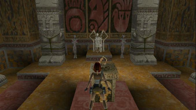 Tomb Raider 1 2 3 screenshot 3