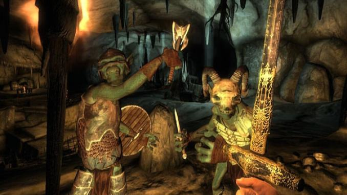 Elder Scrolls IV: Oblivion - Game of the Year Edition Deluxe screenshot 2