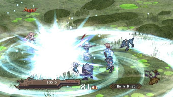 Agarest: Generations of War - Collector's Edition screenshot 2