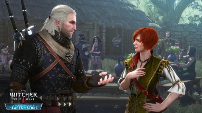 The Witcher 3: Wild Hunt - Hearts of Stone screenshot 2
