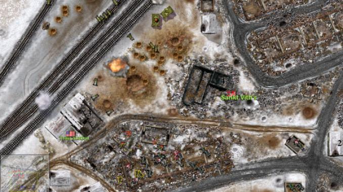 Close Combat 4: The Battle of the Bulge screenshot 1