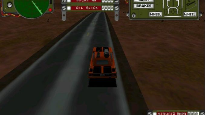 The Interstate '76 Arsenal screenshot 3