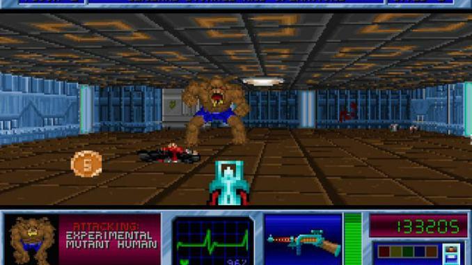 Blake Stone: Aliens of Gold screenshot 2