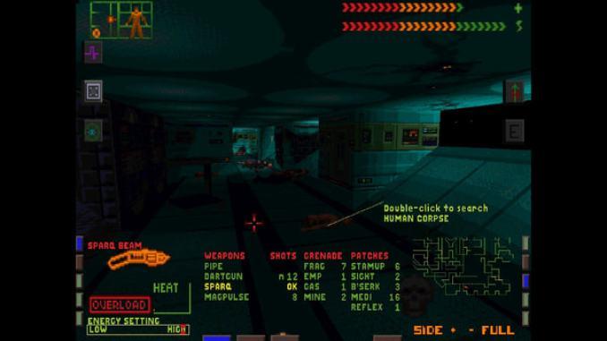 System Shock: Enhanced Edition screenshot 1