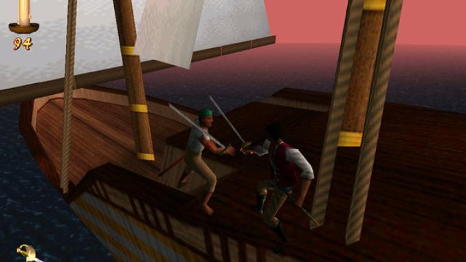 The Elder Scrolls Adventures: Redguard screenshot 2