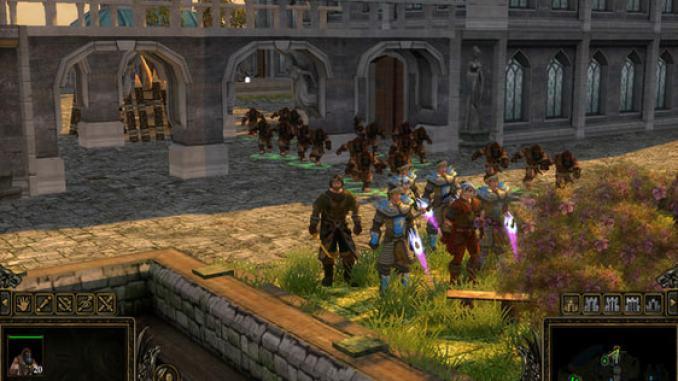 SpellForce 2: Dragon Storm screenshot 1