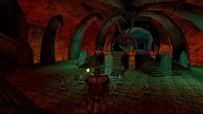 Gothic screenshot 1