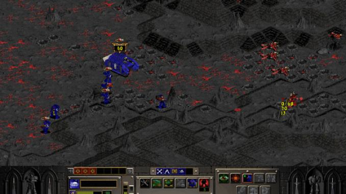 Warhammer 40,000: Chaos Gate Screenshot 1