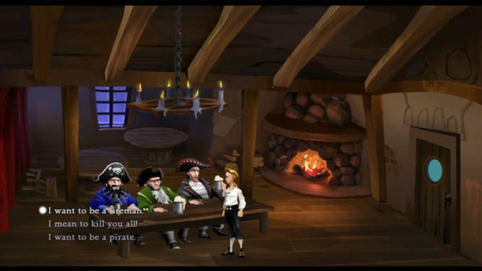 The Secret of Monkey Island: Special Edition screenshot 3