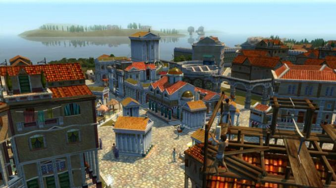Caesar IV screenshot 1