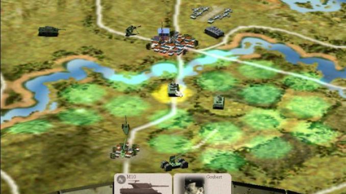 Panzer General 3D Assault screenshot 2