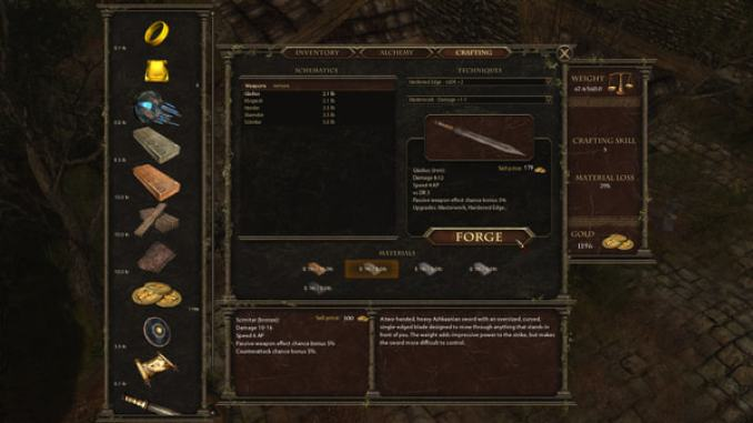 The Age of Decadence screenshot 3