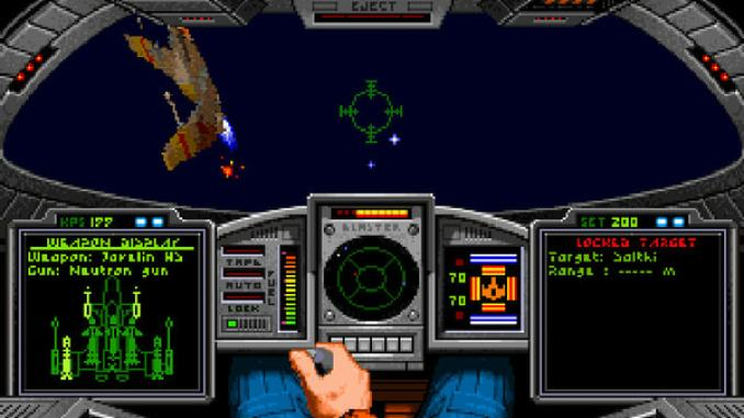 Wing Commander 1+2 screenshot 1