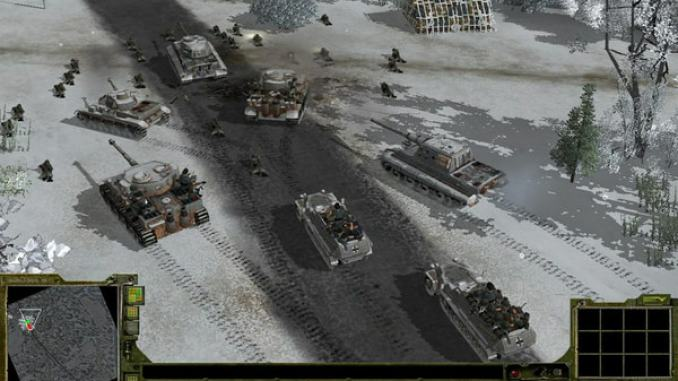 Sudden Strike 3: Arms For Victory + The Last Stand screenshot 2
