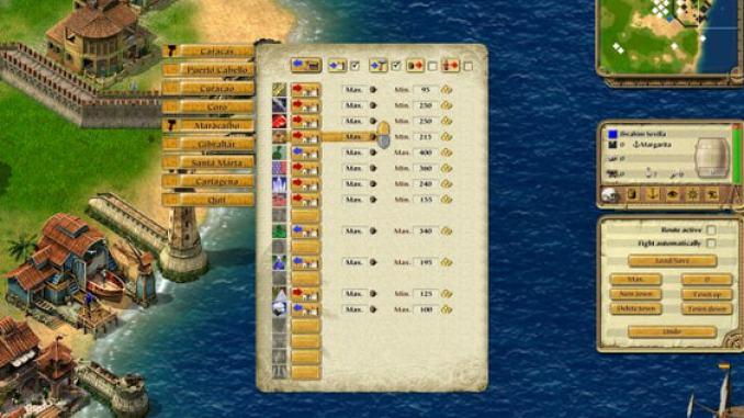 Port Royale screenshot 2