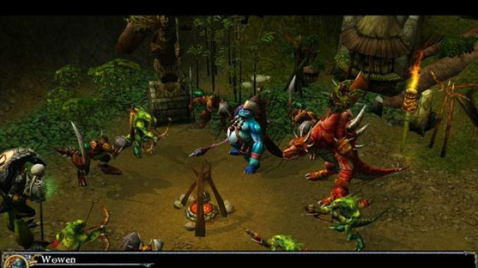 Dungeons & Dragons: Dragonshard screenshot 1