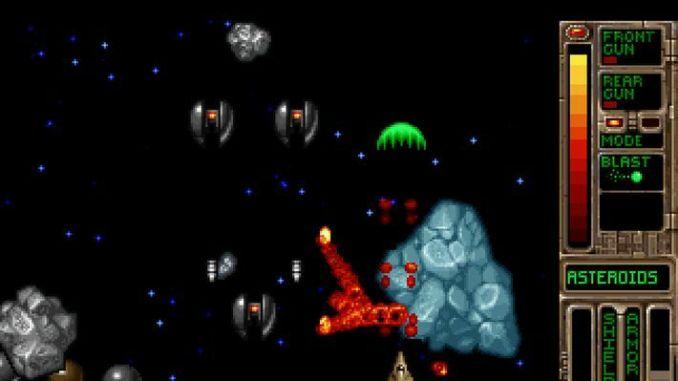 Tyrian 2000 screenshot 1