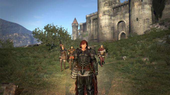 Dragon's Dogma: Dark Arisen screenshot 1