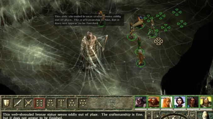 Icewind Dale 2 Complete screenshot 1