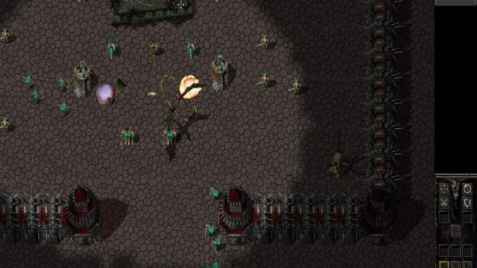 Total Annihilation: Kingdoms + Iron Plague screenshot 2