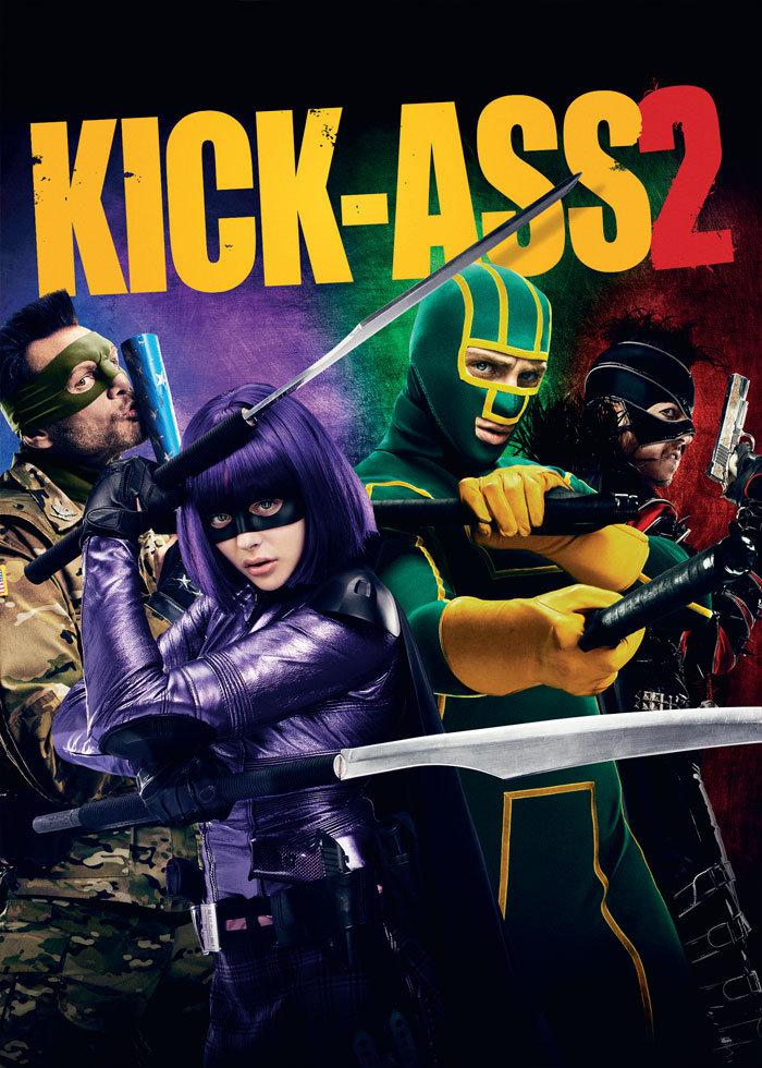 Watch Kickass 2 In  Rakuten Wuaki