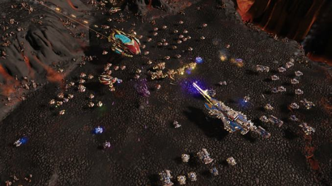 Ashes of the Singularity: Escalation screenshot 3