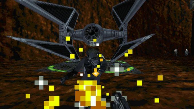 Star Wars: Jedi Knight - Dark Forces II screenshot 3