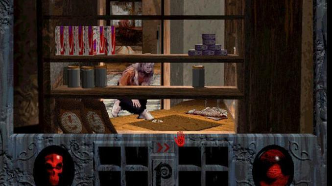 Phantasmagoria screenshot 1