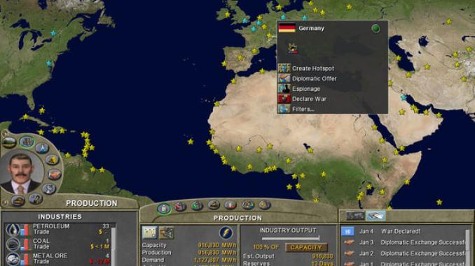 Supreme Ruler 2020 Gold Edition screenshot 3