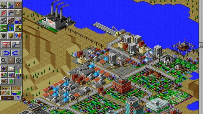 SimCity 2000 Special Edition screenshot 1