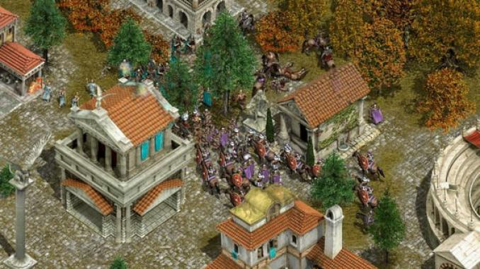Celtic Kings: Rage of War screenshot 3