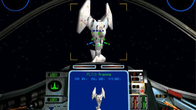 Star Wars: X-Wing Vs. TIE Fighter screenshot 1