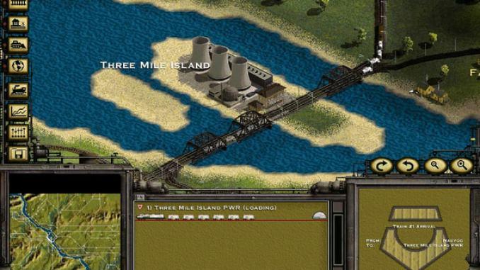 Railroad Tycoon 2 Platinum screenshot 1