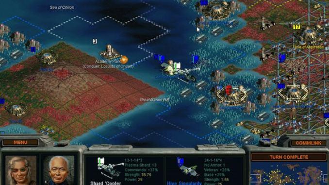 Sid Meier's Alpha Centauri Planetary Pack screenshot 2