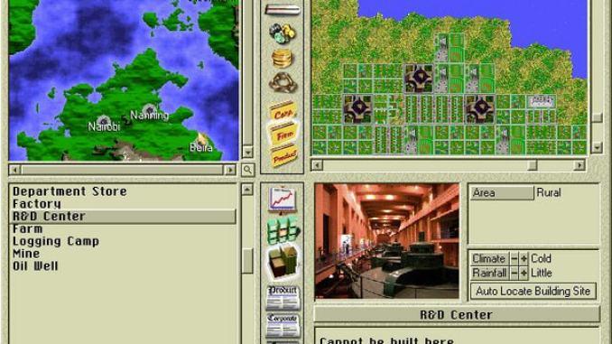 Capitalism Plus screenshot 3