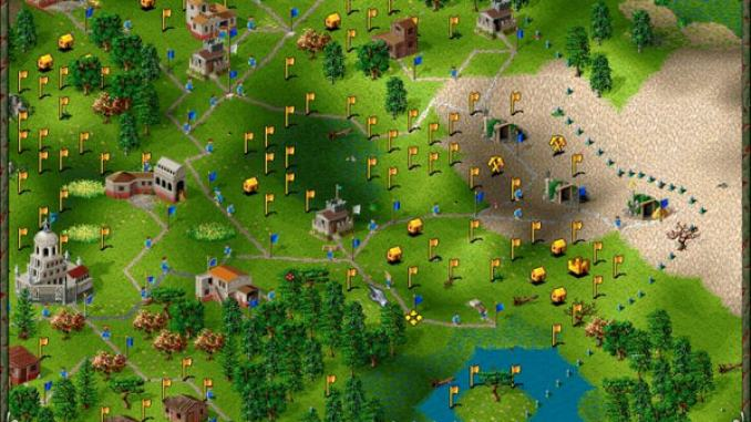 The Settlers 2: Gold Edition screenshot 1