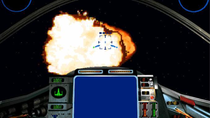 Star Wars: X-Wing Vs. TIE Fighter screenshot 3