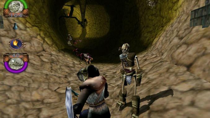 Crusaders of Might and Magic screenshot 1